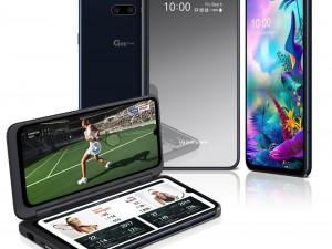 Новият LG G8X ThinQ получава още два дисплея чрез специален аксесоар