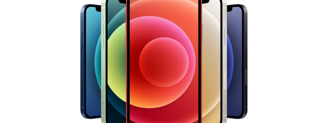 Apple представи серията iPhone 12 - OLED екрани, 5G и още новости.