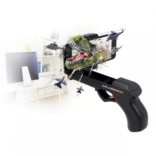 3D Пистолет AR Lasergun GP-110, Черен