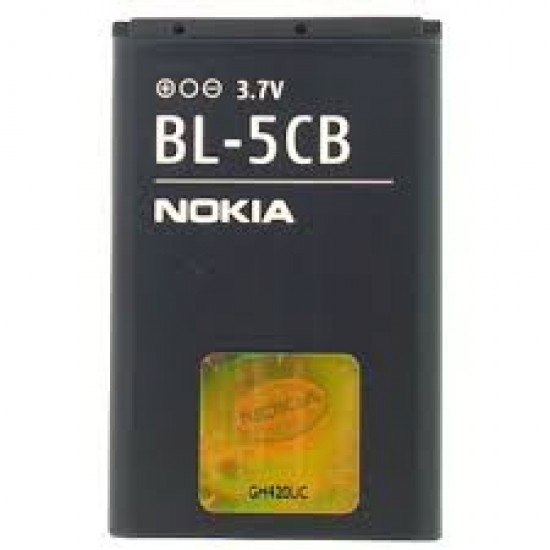 Battery for Nokia (BL-5CB) - 100, 101,1616, 1800 ...