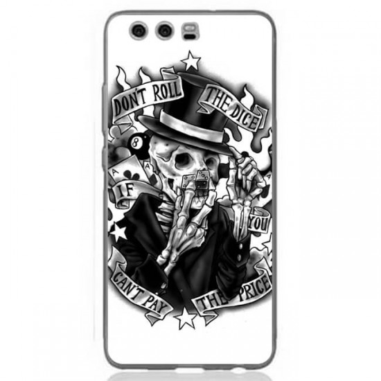 Back Soft Color MBX - Huawei Ascend P10, Multicolor, Do Not Play