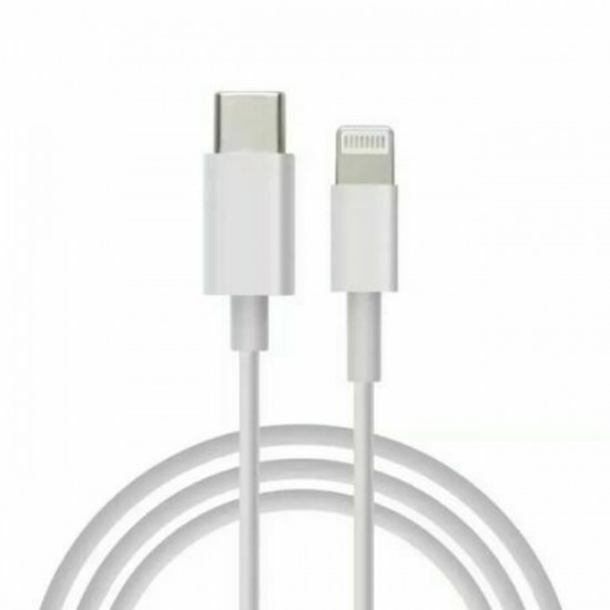 Кабел USB MBX  - Type C - iPhone 11 Pro, Pro Max, Бял