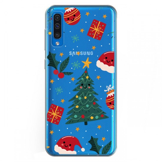 Back Case BSmart Design - Samsung Galaxy A30s / A50, Multicolor, Christmas Gifts