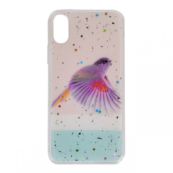 Back Case Fashion with design - iPhone 7/ 8 (4.7), Bird