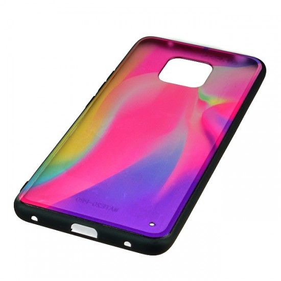 Back Case MBX TPU+PC - Huawei P20 Lite, Multicolor, Rainbow 1