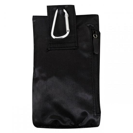 Калъф универсален джоб с връзка MBX G72, Многоцветен, Черен андроид