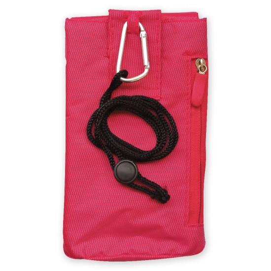 Калъф универсален джоб с връзка MBX G72, Многоцветен, Червен камуфлаж