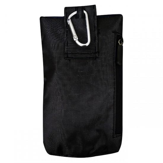 Калъф универсален джоб с връзка MBX G72, Многоцветен, Син камуфлаж