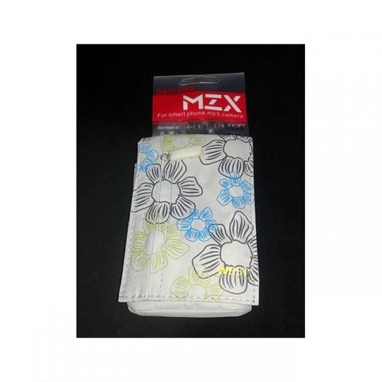 Case universal MBX pocket with tie, Gray
