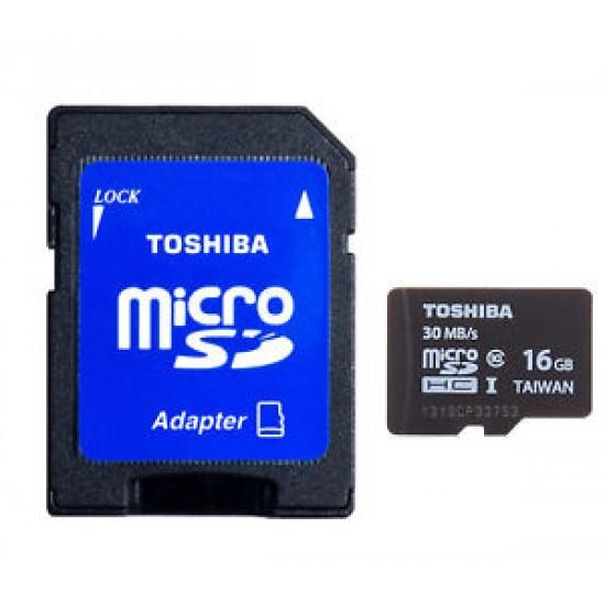 Карта памет Micro SD 16GB, (Class 10)