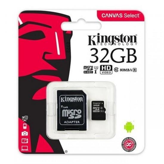 Карта памет Micro SD 32GB, (Class 10)