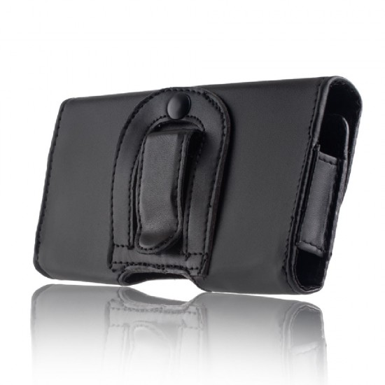 Кобур универсален MBX model 12 iPhone 5 размер, Черен
