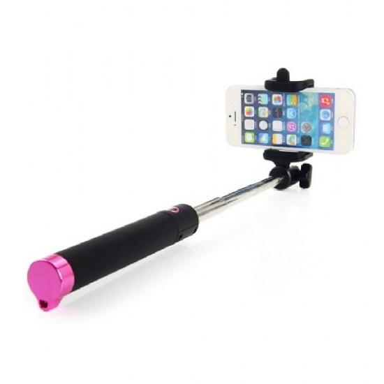 Селфи стик MBX SF7 за iPhone, Черен