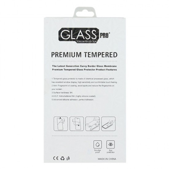 Glass protector for display bSmart box - Samsung Galaxy A51, Transparent