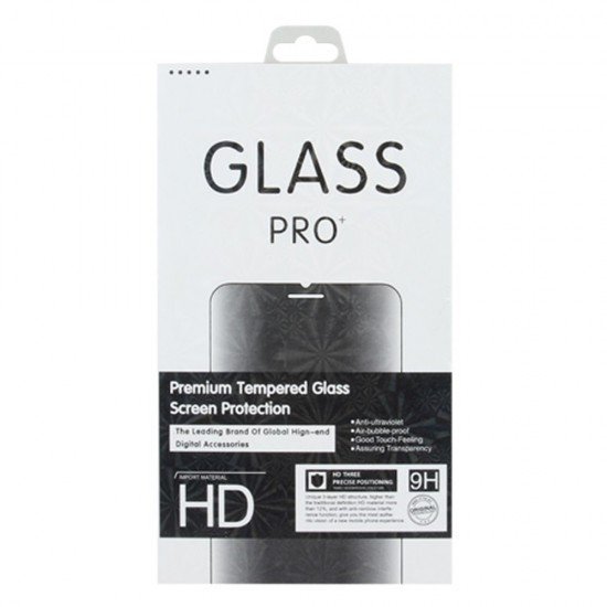 Glass protector for display bSmart box - Samsung Galaxy A71, Transparent