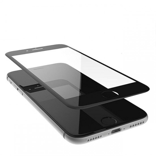 3D / 5D Glass Protector for display MBX tempered glass with full glue - iPhone 6 (5.5), Black