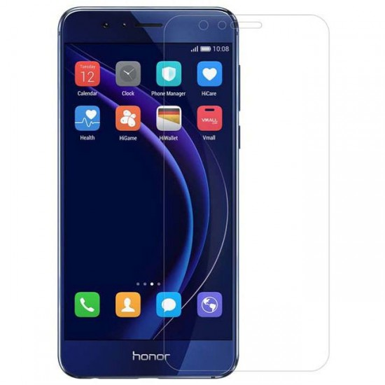 Glass protector for display MBX tempered glass - Huawei Honor 8, Transparent