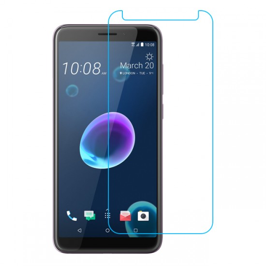 Glass protector for display MBX tempered glass - HTC Desire 12+, Transparent