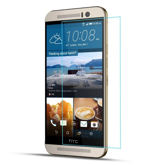 Glass protector for display MBX tempered glass - HTC One M9, Transparent