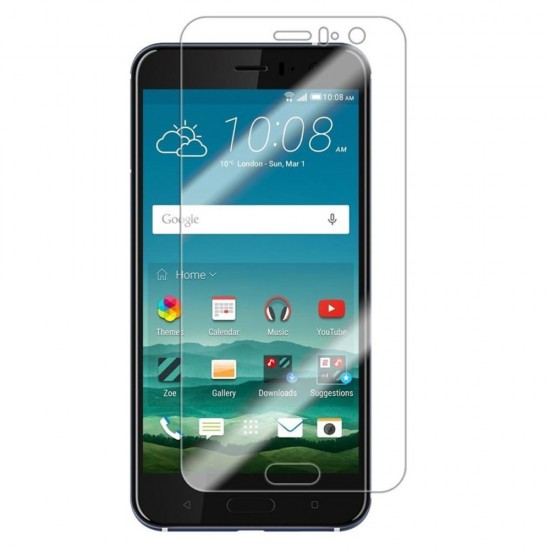 Glass protector for display MBX tempered glass - HTC U11, Transparent