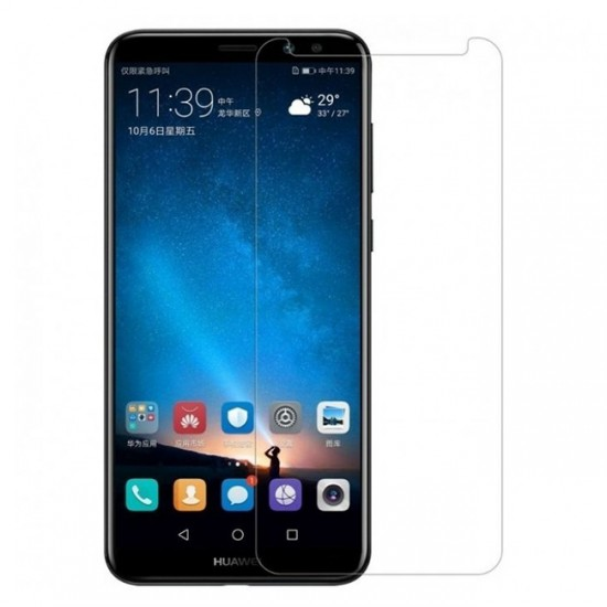 Glass protector for display MBX tempered glass - Huawei Mate 10 Pro, Transparent