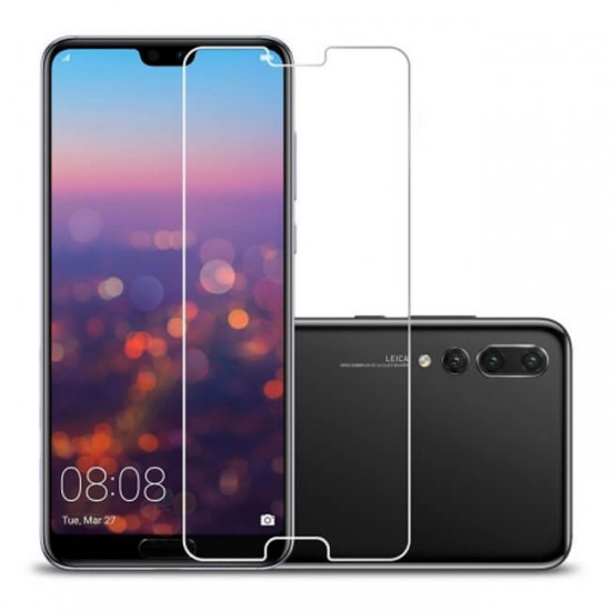 Glass protector for display MBX tempered glass - Huawei P20 Pro, Transparent