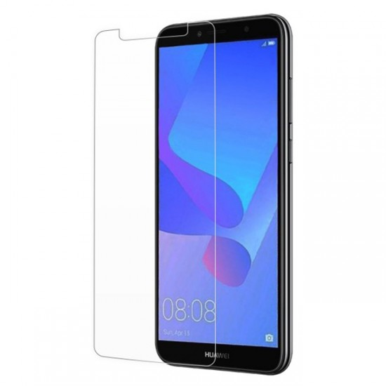 Glass protector for display MBX tempered glass - Huawei Y6 (2018), Transparent
