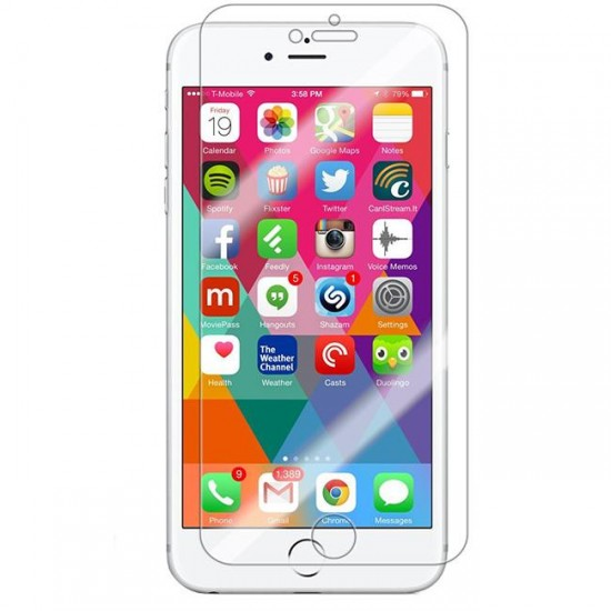 Glass protector for display MBX tempered glass - iPhone 7/8 (5.5), Transparent