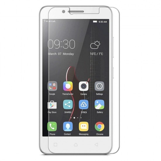 Glass protector for display MBX tempered glass - Lenovo Vibe C, Transparent