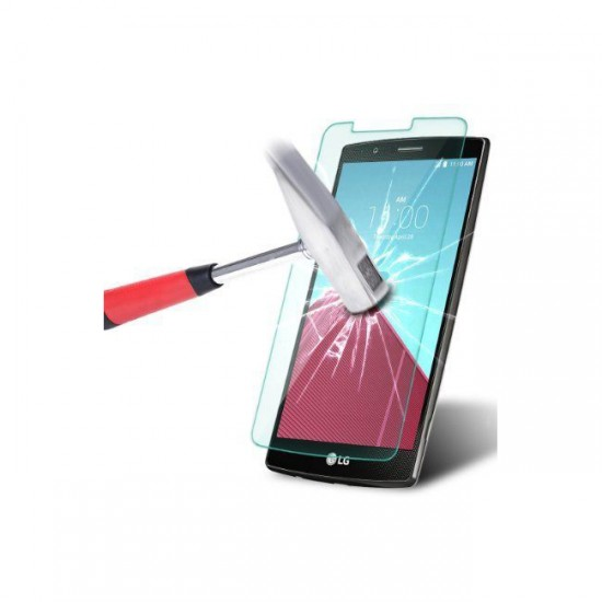 Glass protector for display MBX tempered glass - LG H815 G4, Transparent