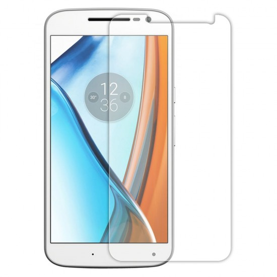 Glass protector for display MBX tempered glass - Motorola Moto G4, Transparent