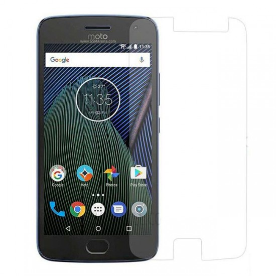 Glass protector for display MBX tempered glass - Motorola Moto G5 Plus, Transparent