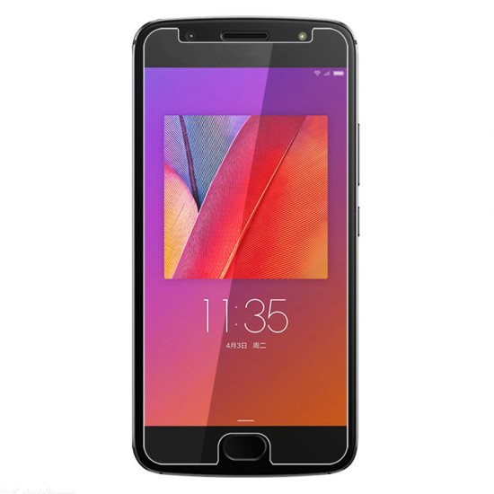 Glass protector for display MBX tempered glass - Motorola Moto G5S Plus, Transparent