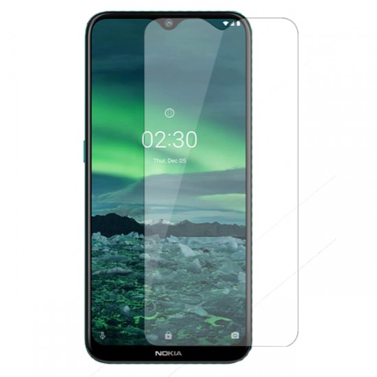 Glass protector for display MBX tempered glass - Nokia 2.3, Transparent