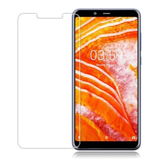Glass protector for display MBX tempered glass 0.26 mm - Nokia 3.1 Plus
