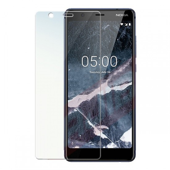 Glass protector for display MBX tempered glass - Nokia 3.1, Transparent