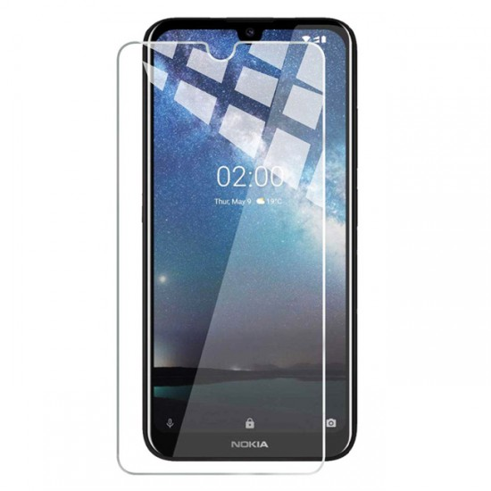 Glass protector for display MBX tempered glass - Nokia 7.2, Transparent