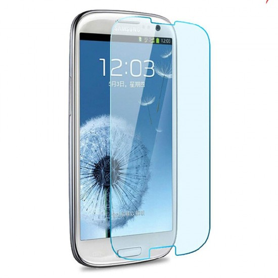 Glass protector for display MBX tempered glass - Samsung i8190 Galaxy S3 mini, Transparent