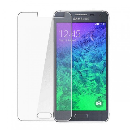 Glass protector for display MBX tempered glass - Samsung J330 Galaxy J3 (2017), Transparent