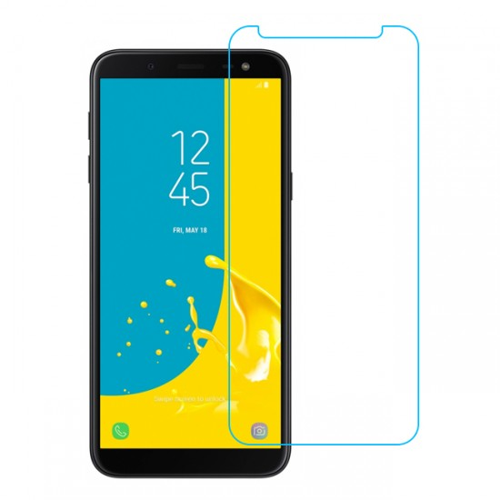 Glass Protector for display MBX tempered glass - Samsung J600 Galaxy J6, Transparent