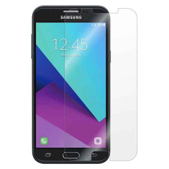 Glass protector for display MBX tempered glass - Samsung J730 Galaxy J7 (2017), Transparent