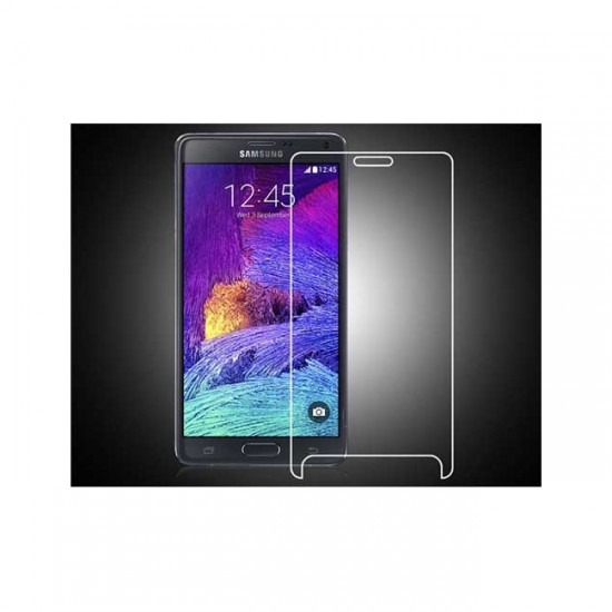 Glass protector for display MBX tempered glass - Samsung Galaxy N910 Note 4, Transparent
