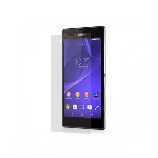 Glass protector for display MBX tempered glass - Sony Xperia E4, Transparent