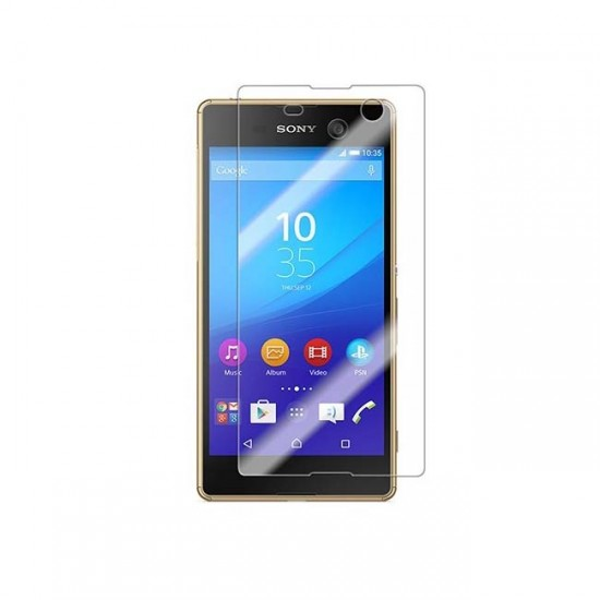 Glass protector for display MBX tempered glass - Sony Xperia M5, Transparent