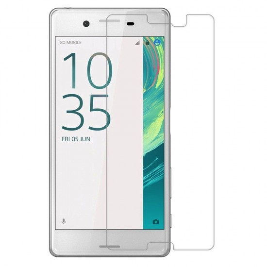 Glass protector for display MBX tempered glass - Sony Xperia X, Transparent