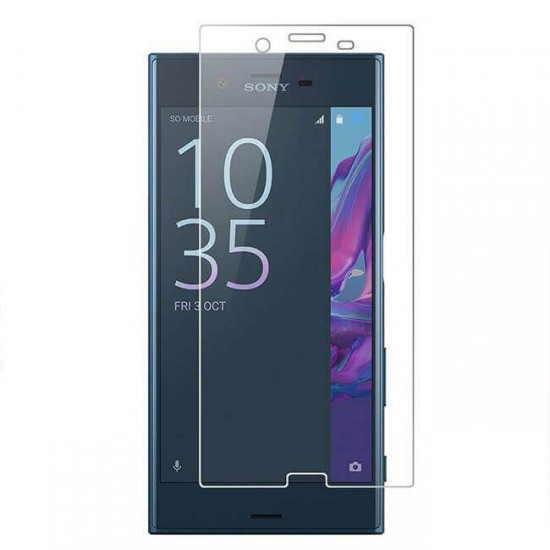 Glass protector for display MBX tempered glass - Sony Xperia XA1, Transparent