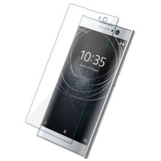 Glass protector for display MBX tempered glass - Sony Xperia XA2, Transparent