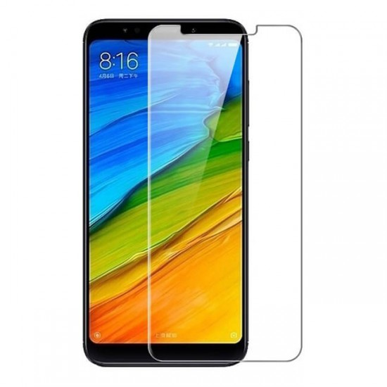 Glass protector for display MBX tempered glass - Xiaomi Redmi 5, Transparent