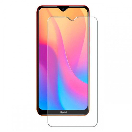 Glass protector for display MBX tempered glass - Xiaomi Redmi 8, Transparent