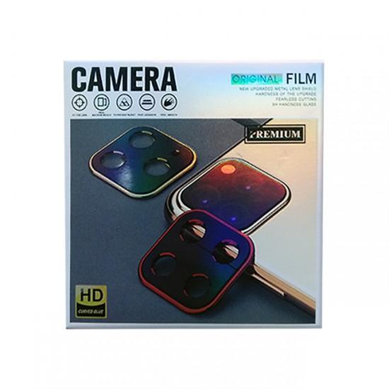 Стъклен протектор за задна камера MBX за Huawei P30 Pro, Прозрачен